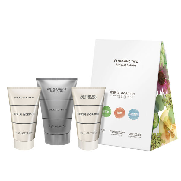 Pampering Trio For Face & Body