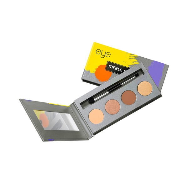 Eyecolor Quad Shine